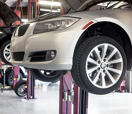 Car Suspension Repair Shop in Howell | Auto-Lab of Howell - content-new-suspension